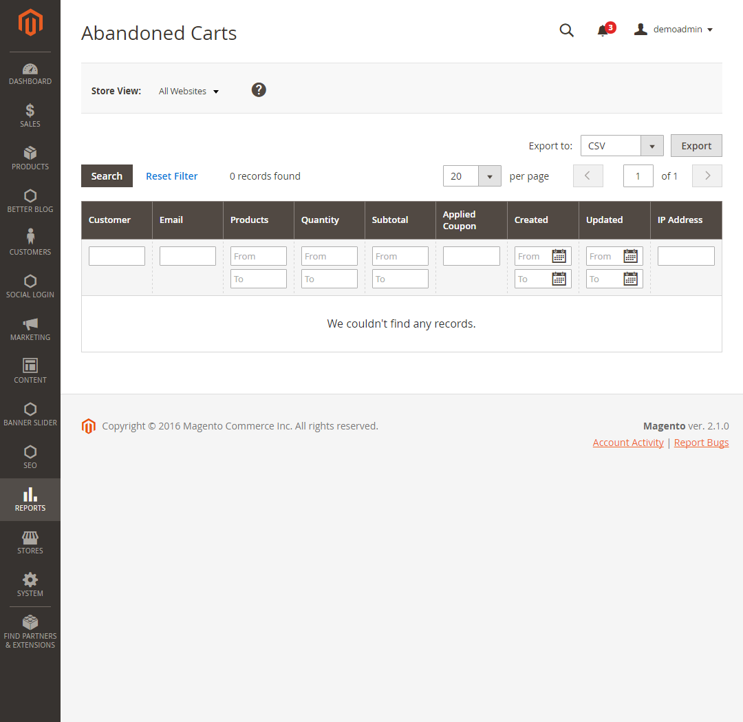 Magento 2 Demo Working Demo With Sample Data Admin Access