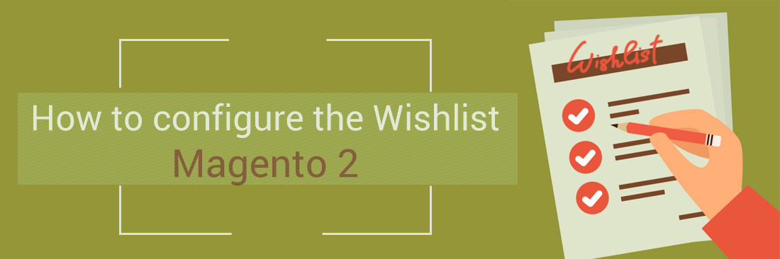 Configure the Wishlist