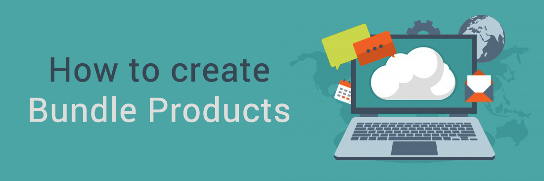 How to create Bundle Products