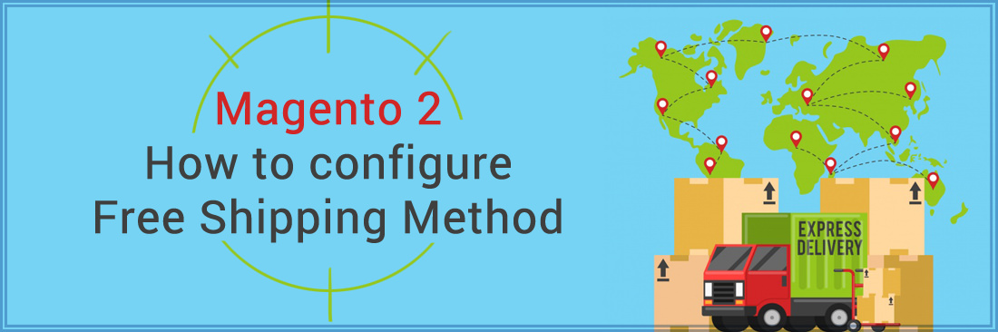 Configure Free Shipping Method