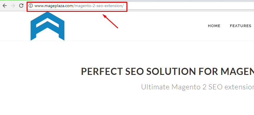 Optimize friendly URLs