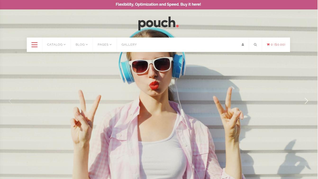 Pouch theme