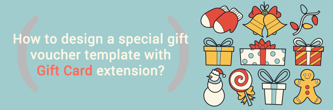 how to design a special gift voucher template with gift card mageplaza