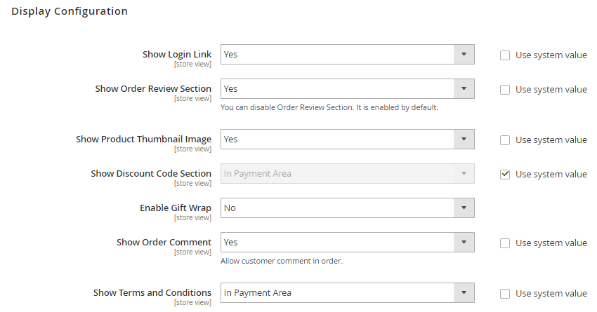 Enable Terms And Conditions Checkbox In Checkout Page