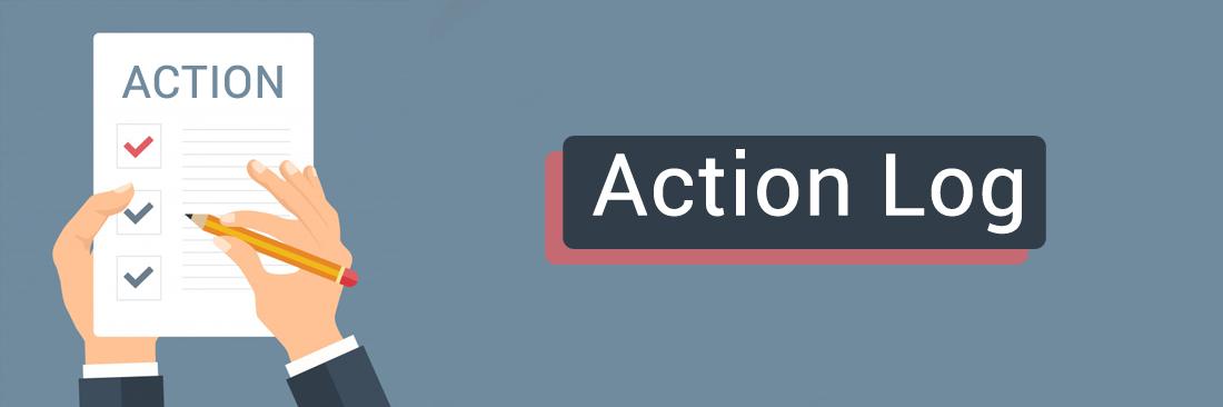 Admin Action Log