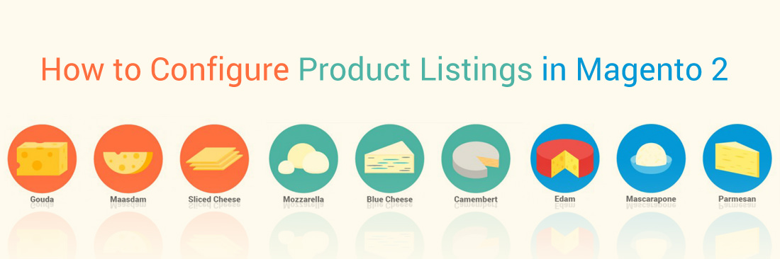 Configure Product Listings