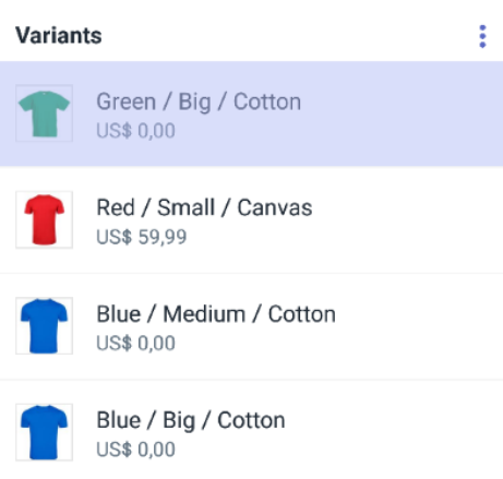 How to set up inventory tracking on Android 3