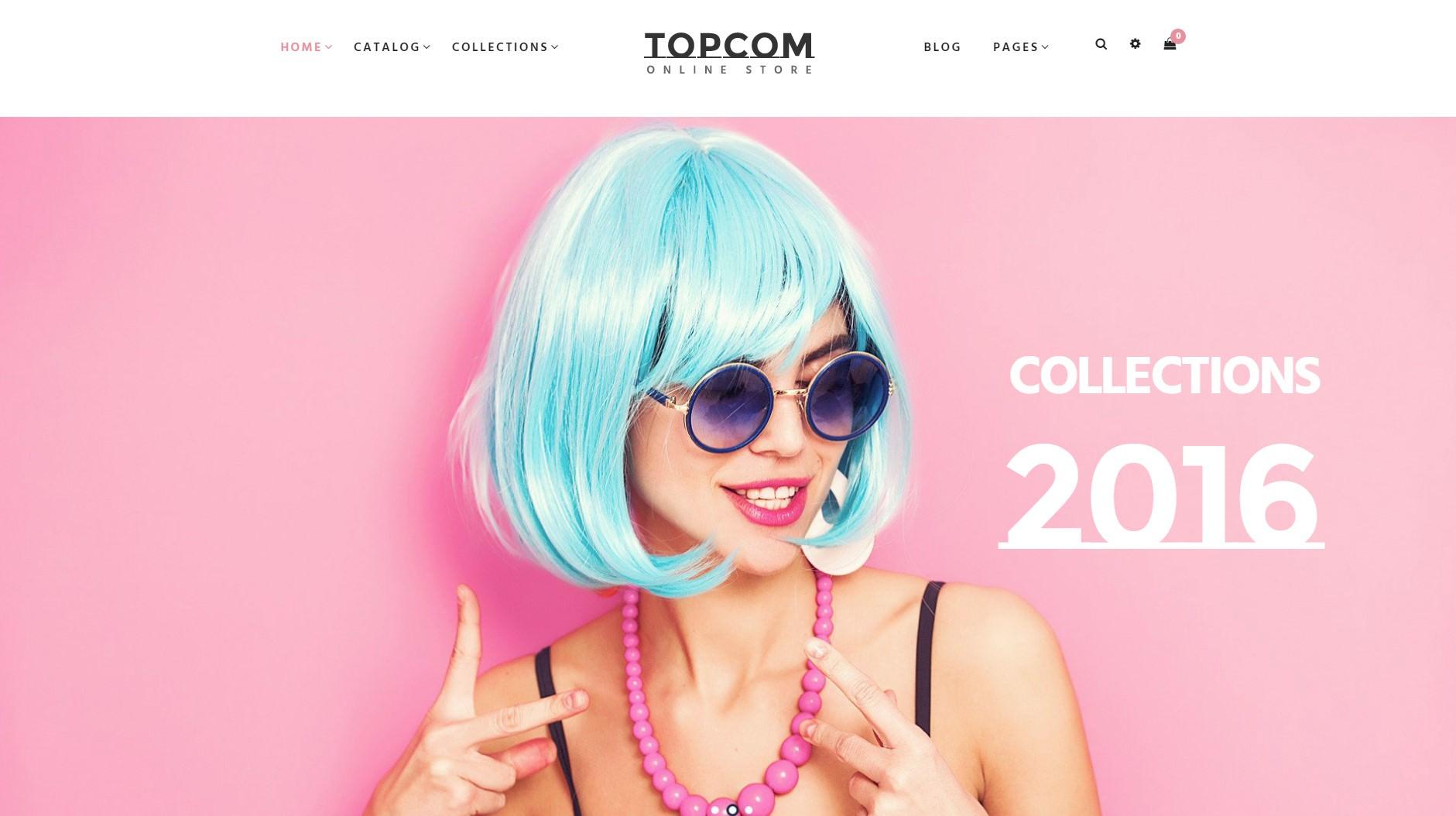 Topcom theme