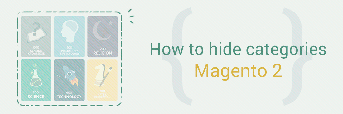 How to Hide Categories in Magento 2