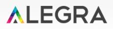 Alegra Dijital Yayincilik A.S. Logo