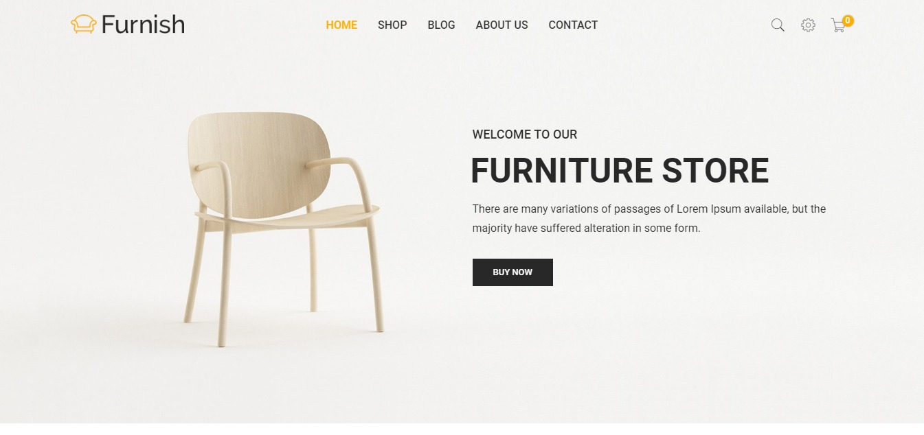 Furnish theme