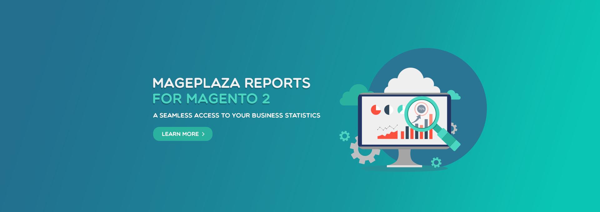 magento 2 reports