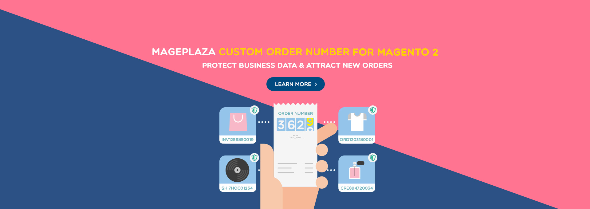 How to Custom Order Number