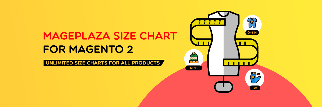 How to Add & Configure Size Chart in Magento 2