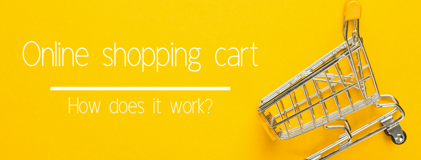 Online Shopping Cart - How does it work?
